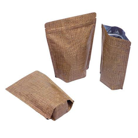 jute look bags with zipper with valve 02