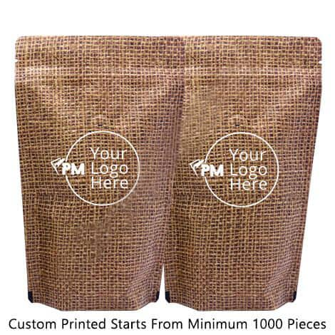 jute look bags with zipper with valve 03