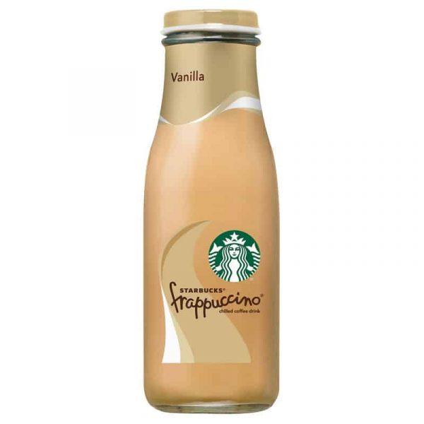 Starbucks Frap Vanilla Large