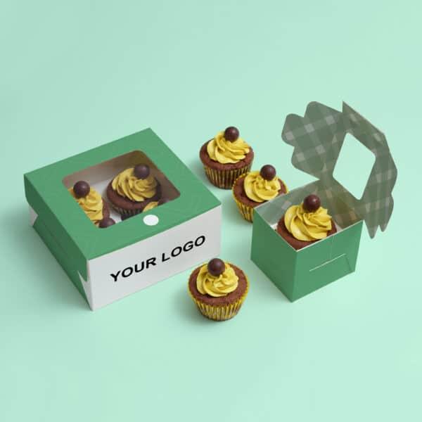 cupcake boxes mockup scaled
